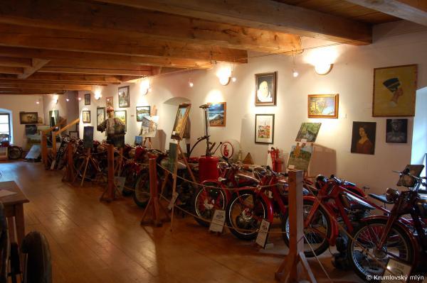 Muzeum motocyklů Kámen