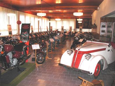 Muzeum motocyklů Konopiště
